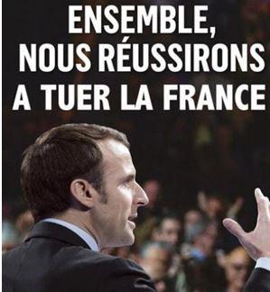 Macron liquide