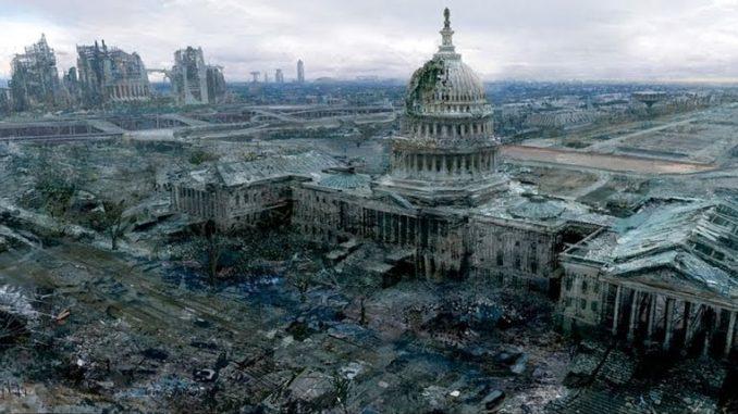 Puisse Biden hâter la chute des États-Unis…
