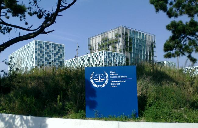 Macron et Castaner à la CPI de La Haye dossier OTP. CR 273/19