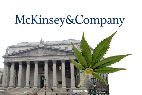 McKinsey (cabinet conseil du gouvernement français) paiera aux U.S.A, 476 millions d'euros pour solder des poursuites judiciaires