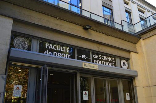 Faculté de droit : La Ligue du Midi réitère son soutien aux « Sept de Montpellier »