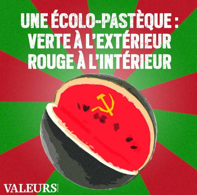 La dérive mondialiste des « verts »