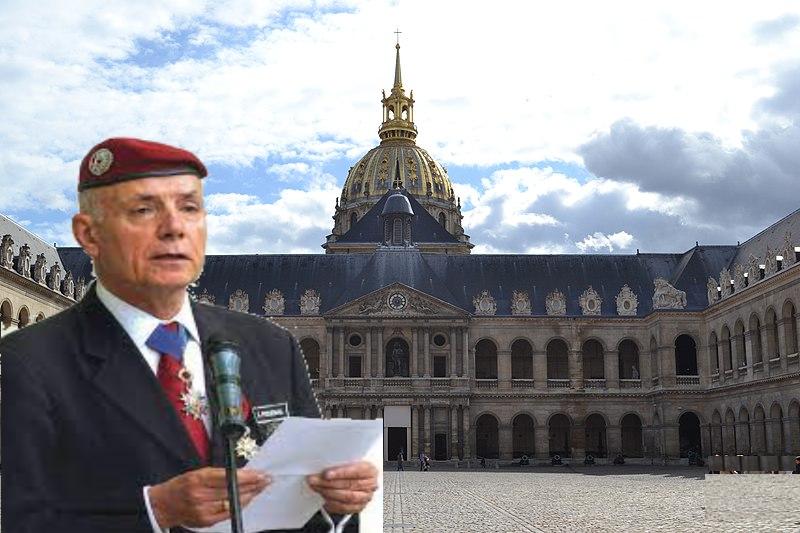 Général Piquemal à Lecointre CEMA