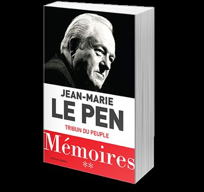 Jean-Marie Le Pen : « Tribun du peuple »