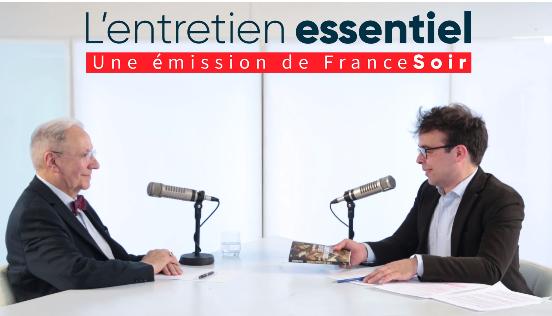 """Michel Maffesoli : """"Il y a une telle déconnexion entre le peuple et les élites…"""""""