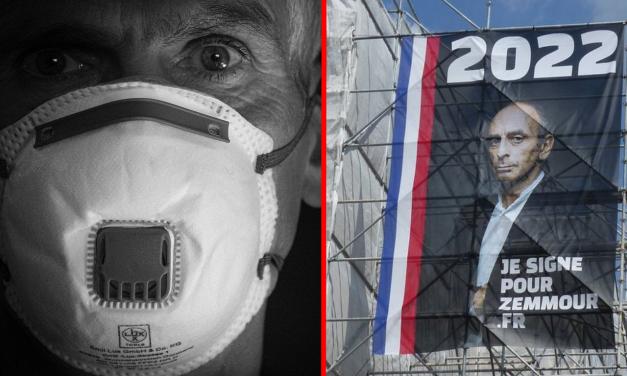 Face au coup d'état vaccinal, Zemmour doit être le candidat des Libertés