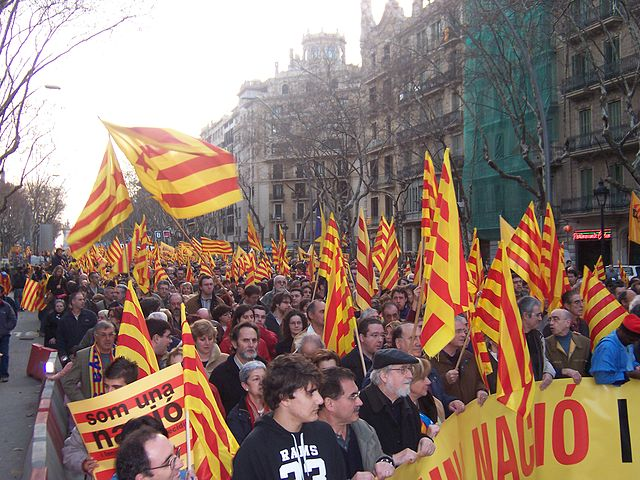 La Catalogne du Nord comme affirmation territoriale