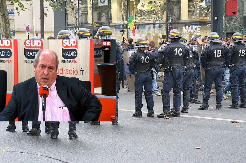 LETTRE OUVERTE AUX FORCES DE L'ORDRE