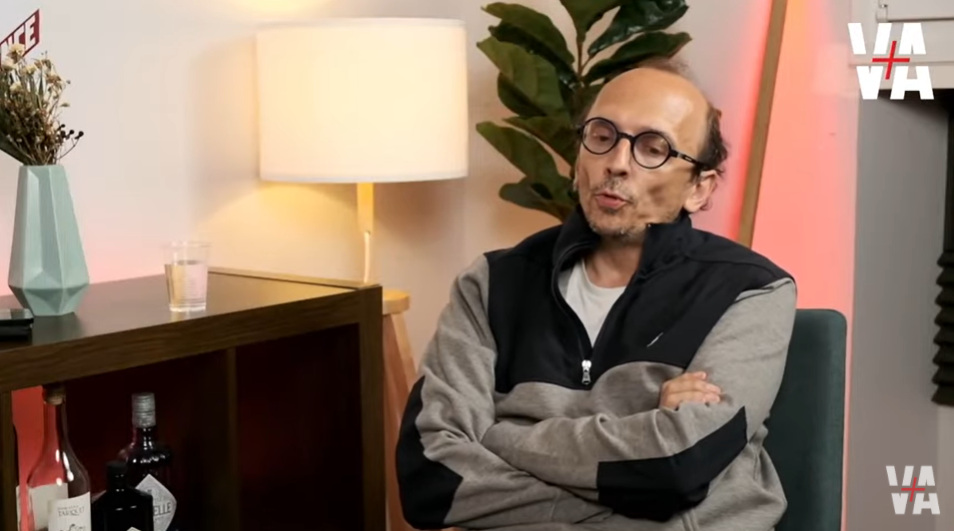 Vidéo : Fabrice Di Vizio tire sa révérence