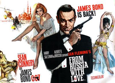 James Bond : une saga qui s'est adaptée aux époques