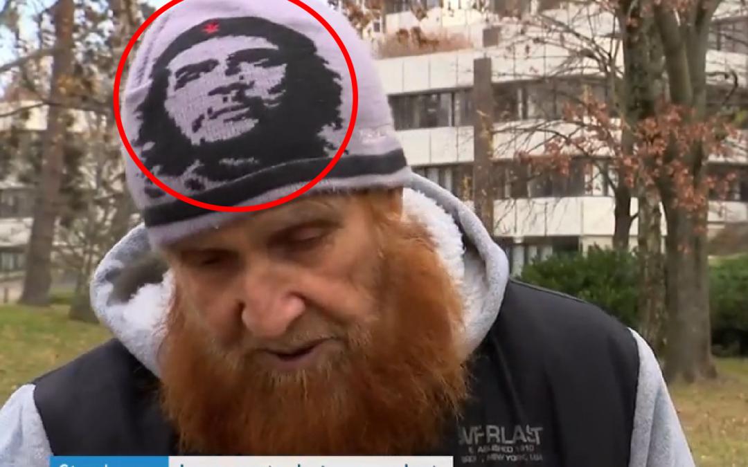 Rien de surprenant que le modèle du père de Cherif Chekatt soit Che Guevara !