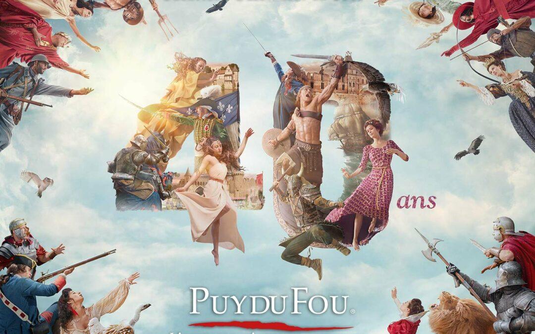 Se ressourcer au « Puy du Fou »
